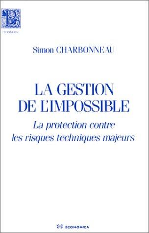 La gestion de l'impossible