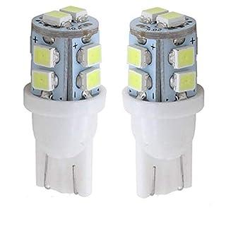 Ultra Vision 4 SMD 501 Standlicht, 12 V, 5 W, 2er Pack - Reinweißes Licht 6000 K