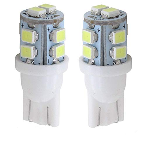 Luces LED 501 laterales Ultra Visión, 12 V, 5 W, Pack de...