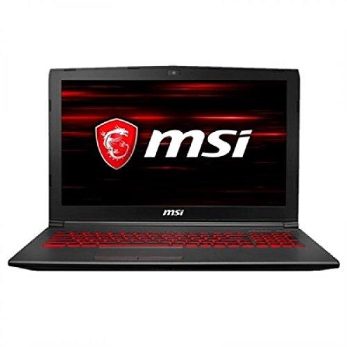 MSI GV62-011XES i7-8750H 8GB 256 1TB 1050Ti DOS 15