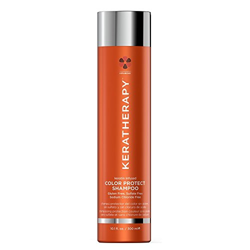 KERATHERAPY Color Protect Shampoo, 10.1 Fluid Ounce by Keratherapy