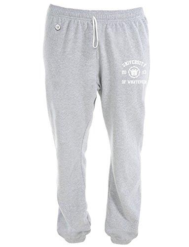 University of Whatever - Pantalon de sport - Femme - Unestablished Gris