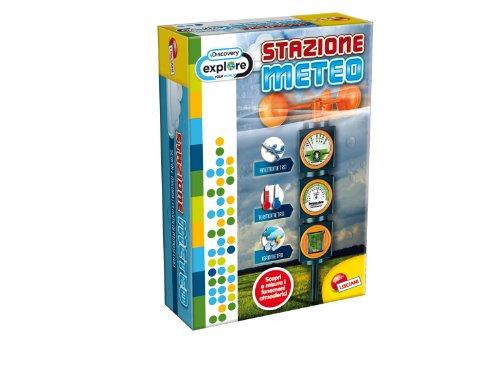 Liscianigiochi 42791 - Discovery Stazione (Stazione Stazione Meteo)