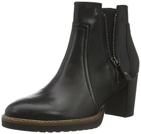 Gabor Shoes 51.721 Damen Kurzschaft Stiefel, Schwarz (Schwarz 27), 37 EU (4 Damen UK)