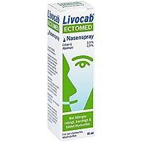 Livocab Ectomed Nasenspray, 10 ml preisvergleich bei billige-tabletten.eu
