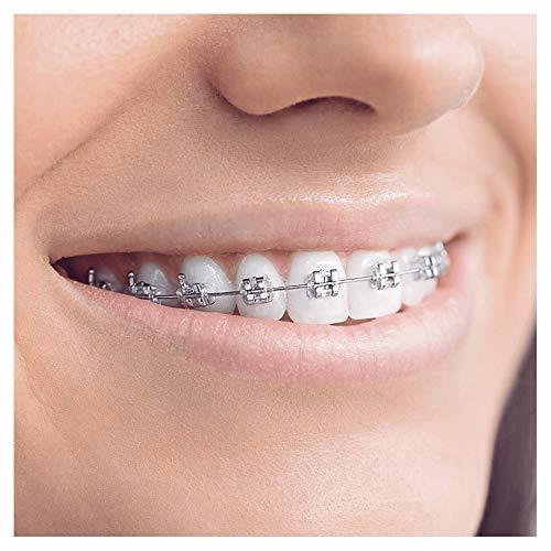 Oral-B Teen Elektrische Zahnbürste, für Teenager ab 12 Jahren, mit visueller Andruckkontrolle, schwarz
