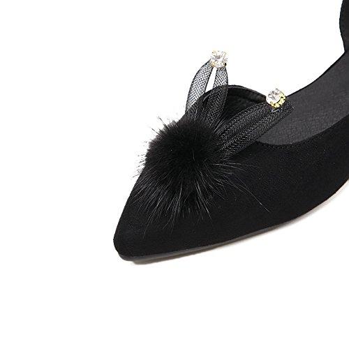 A&NDiug00081 - Scarpe chiuse Donna Nero