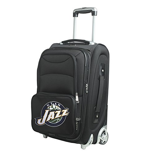 nba-utah-jazz-in-line-skate-wheel-carry-on-luggage-21-inch-black