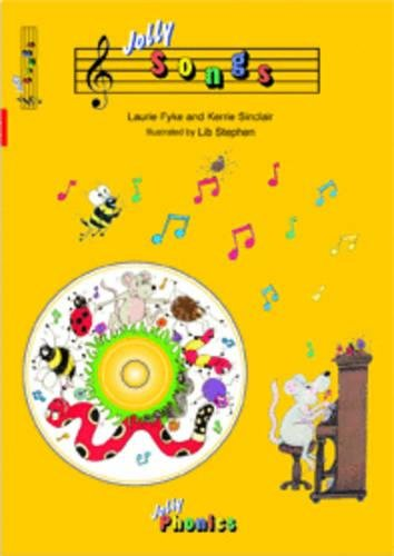 Jolly songs. Per la Scuola elementare. Con CD Audio