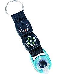 munkees Schlüsselanhänger mit Kompass Thermometer LED, 1084