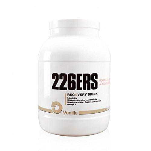226ers Recovery Drink Recuperador Muscular Sabor Vainilla - 1000 gr