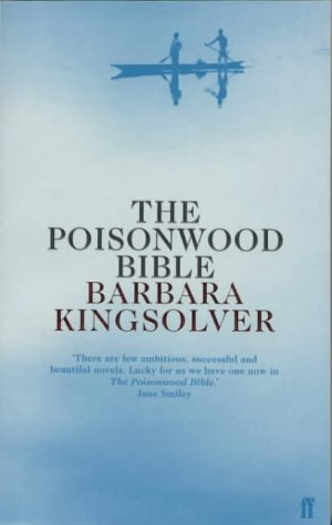 Book cover for The Poisonwood Bible
