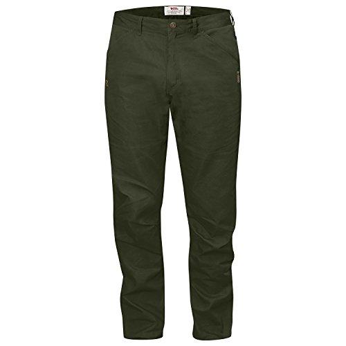 Fjällräven Herren High Coast Trousers Trekkinghose Olive
