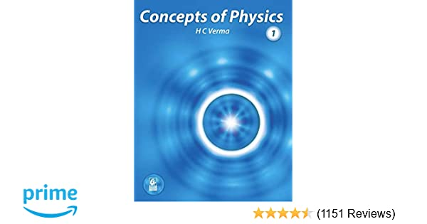 Buy Concept of Physics Part-1 (2019-2020 Session) by H C Verma Book