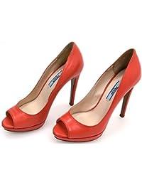Amazon.it  Prada - Scarpe col tacco   Scarpe da donna  Scarpe e borse eb9412bf41a