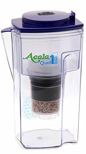 AcalaQuell One dunkelblau Wasserfilter