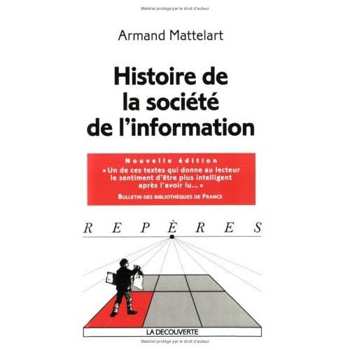 Histoire de la société de l'information