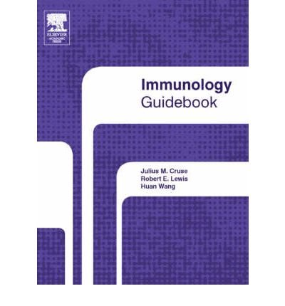 (IMMUNOLOGY GUIDEBOOK) BY Wang, Haun(Author)Hardcover on (08 , 2004)