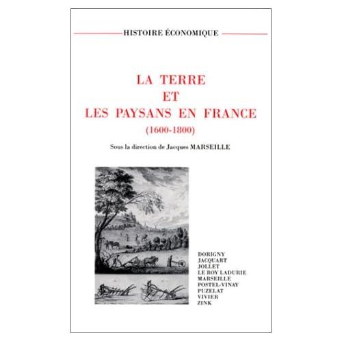 La terre et les paysans en France : 1600-1800