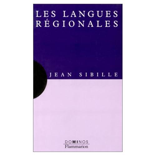 Les langues régionales