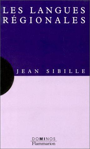 Les langues régionales par Jean Sibille