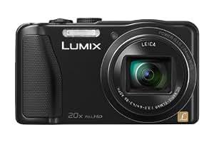 Panasonic DMC-TZ36EG9K Digitalkamera (16 Megapixel, MOS sensor, 20-fach opt. Zoom, 7,5 cm (3 Zoll) Display, HDMI, bildstabilisator) schwarz