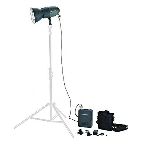 Starblitz GRILLO400ACDC Flash avec Générateur 400 w Noir