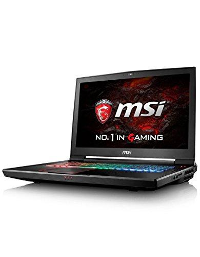 MSI GT73EVR 7RE 827FR Titan       Intel Core i7  7700HQ 16  Go SSD 256  Go   HDD 1TB 17 3  LED FULL HD 120Hz Nvidia GeForce GTX 1070  8  Go WiFi AC B