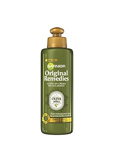Garnier Original Remedies Aceite Crema Oliva Mítica
