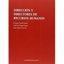 Dirección y directores de recursos humanos