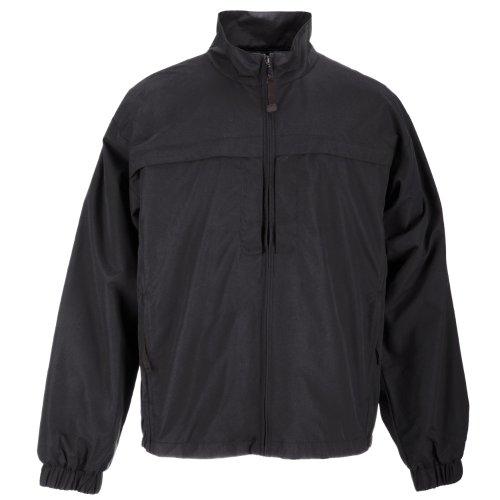 5.11 Tactical Series Response Jacket Homme, Black, FR : M (Taille Fabricant : M)