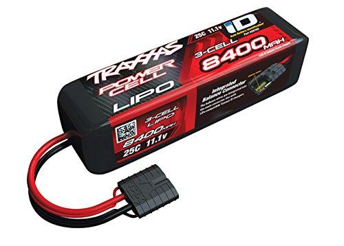 Traxxas - Accu Lipo ID 11,1V 8400mAh 25C- Traxxas 1/10 TRX 2878X