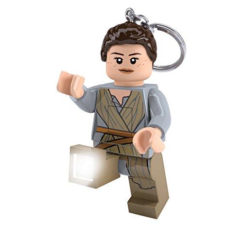 LEGO LED-lgke102-Star Wars-Schlüsselanhänger-Rey