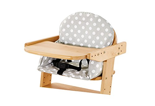 Pinolino 57448-8 Housse pour coussin de chaise de bébé en escalier