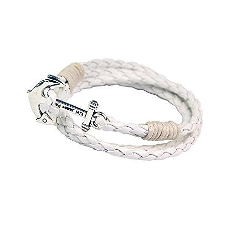 Bracelet Louis - Flammee Bracelet Femme / Homme Reglable en