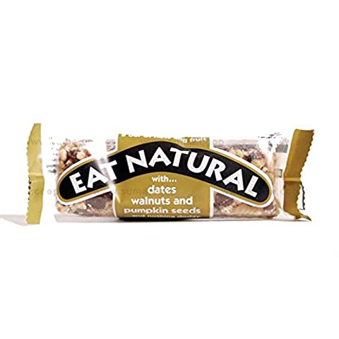 Eat Natural | Date, Walnut & Pumpkin Seed | 7 x 45g