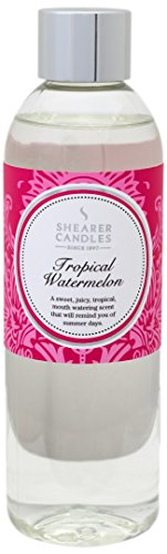 "Shearer Candles 200 ml ""Tropical Watermelon"" Scented Reed Diffuser Refill (2015-04-01)"