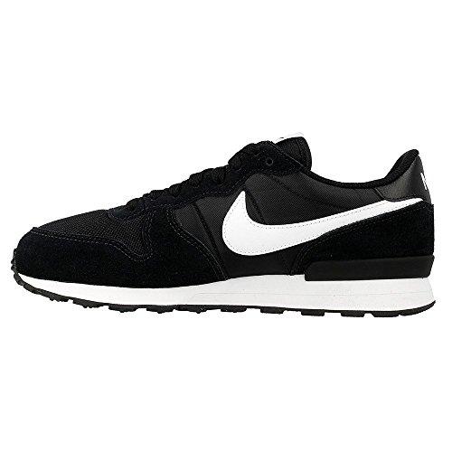 Nike Internationalist (Gs), Chaussures de Running Entrainement Garçon Noir (Noir / Blanc-Noir)