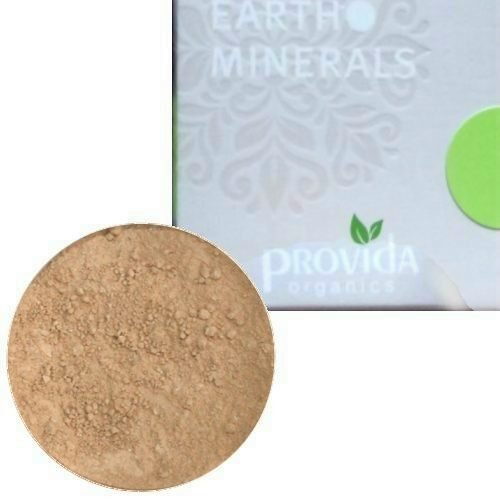 Provida Earth Minerals Satin Matte Foundation Beige 5, Inhalt 6 g