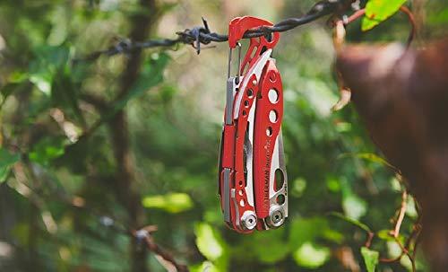 Zoom IMG-3 leatherman skeletool rx rosso