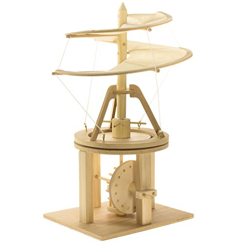 Da Vinci Assembly Kit: Aerial Screw