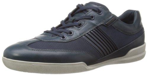 Ecco Enrico, chaussures homme Bleu - Marine
