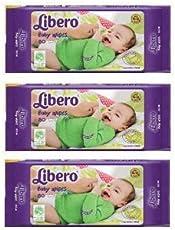 Libero Baby Wet Wipes - 240 Counts