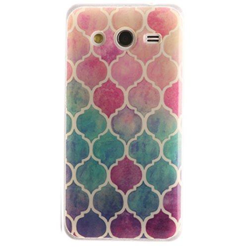 Voguecase® Per Samsung Galaxy Core 2 G355H, Custodia Silicone Morbido