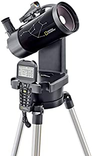 National Geographic 50-100x90 Maksutov-Cassegrain Goto Telescope