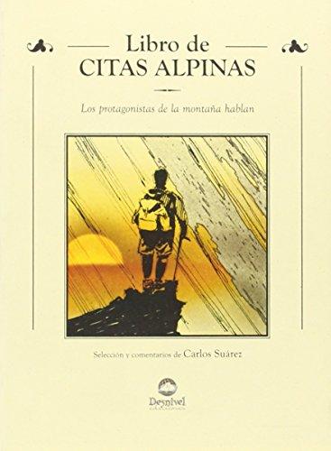 Libro de citas alpinas
