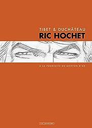 Ric Hochet 78 version luxe - tome 0 - A la poursuite du Griffon d'or t. 78 - luxe