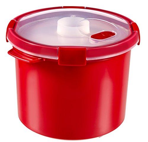 garer 2in 1Kunststoff rot 22x 22x 17cm 3l (2-zoll-kunststoff-töpfe)