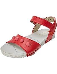 Huhua Sandals For Boys, Sandali Bambine Rosso rosso 38-38.5 EU, (A), 31 EU-31 EU