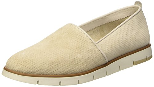 Flexible 5138200 Scarpe Low-Top, Donna Beige